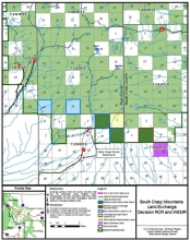South Crazy Mountains Land Exchange Approved