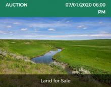 Bohemian Corner Land Auction