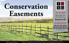 Conservation Easement Seminar
