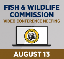 Montana Fish and Wildlife Commission meeting