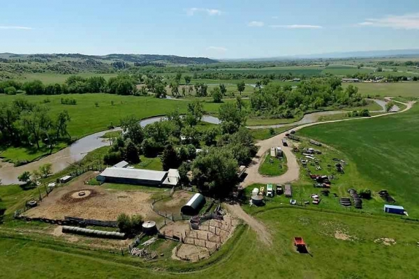 Neal Ranch - Homeplace Tracts