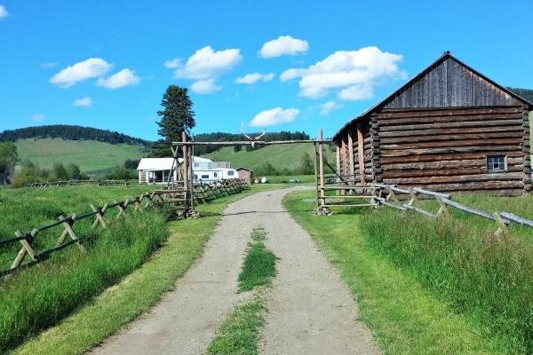 Little Belt Elk Ranch