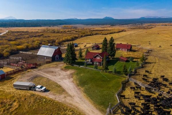Chief Joseph Cattle Ranch
