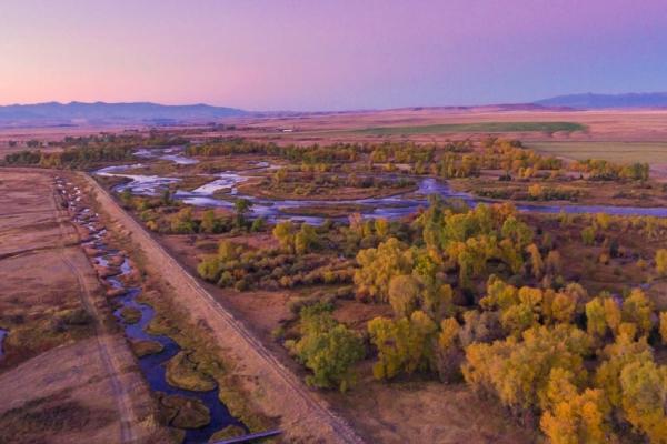 Spinner Fall Ranch