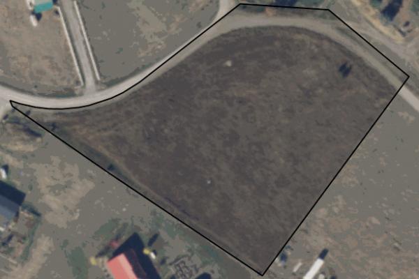 Map of 20 Sunnyside Lane: 2.61 acres NW of Superior