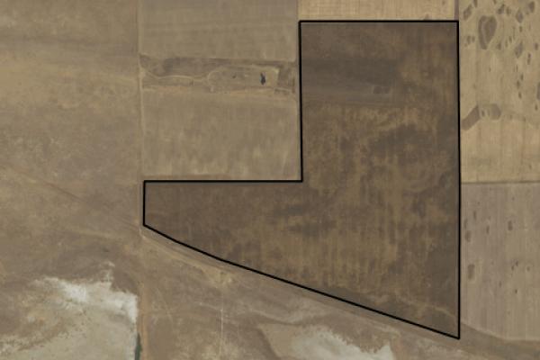 Map of Big Lake Retreat: 368.8 acres NW of Billings