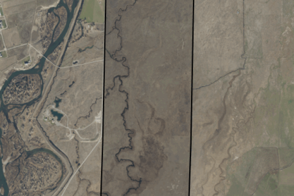Map of Rey Spring Ranch: 474 acres SE of Three Forks