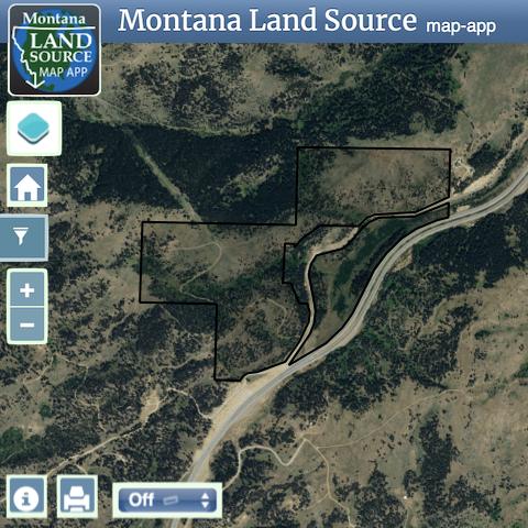 Elk Hill Ranch map image
