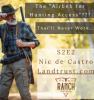 """Episode 2 Season 2 of the Ranch Investor Podcast released - The """"Airbnb for hunting access"""""""