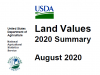 USDA Releases 2020 Summary of Land Values